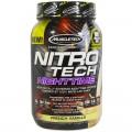 MuscleTech Nitro-Tech Performance Series NightTime - 907 грамм