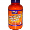 NOW Foods BCAA Powder - 340 грамм