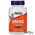 NOW DMAE 250 mg - 100 капсул