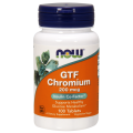 NOW GTF Chromium 200 mcg - 100 таблеток