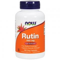 Рутин NOW Rutin 450 mg - 100 капсул
