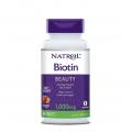 Natrol Biotin 1000 мкг Fast Dissolve - 90 таблеток
