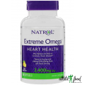 Natrol Omega Extreme 2400 мг - 60 капсул