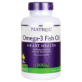 Natrol Omega-3 Fish Oil 1000 мг - 60 капсул