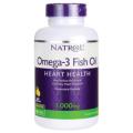Natrol Omega 3 Fish Oil 1000 мг  60 капс