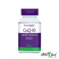 Natrol CoQ-10 50 мг - 30 капсул