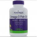 Natrol Omega-3 Flax Seed Oil- 120 капсул
