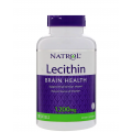 Natrol Soya Lecithin 1200 мг - 120 гел. капсул