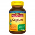 Nature Made Calcium 500 mg with Vitamin D3 400 IU - 130 таблеток