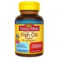 Nature Made Fish Oil Pearls 550 mg - 90 капсул