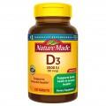 Nature Made Vitamin D3 2000 IU (50 mcg) - 220 таблеток