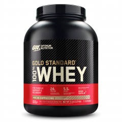 Протеин Optimum Nutrition 100% Whey Gold Standard - 2270 грамм