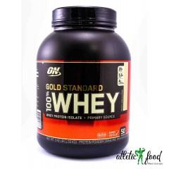Optimum Nutrition 100% Whey Gold Standard - (1470-1590) грамм