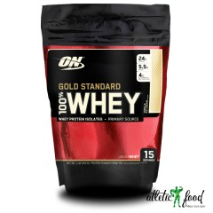 Optimum Nutrition 100% Whey Gold Standard - 450 грамм