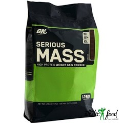 Optimum Nutrition Serious Mass - 5455 грамм