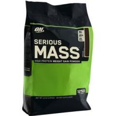 Гейнер Optimum Nutrition Serious Mass - 5455 грамм
