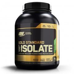 Протеин Optimum Nutrition Gold Standard 100% Isolate - 2360 грамм