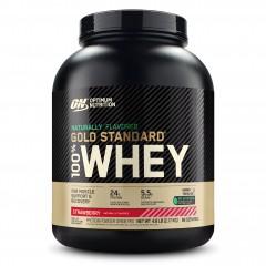 Optimum Nutrition Naturally Flavored 100% Whey Gold Standard - 2178 грамм