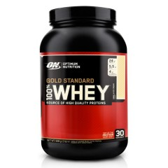 Протеин Optimum Nutrition 100% Whey Gold Standard - 907 грамм (EU)