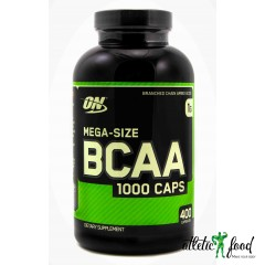 Optimum Nutrition BCAA 1000 - 400 капсул