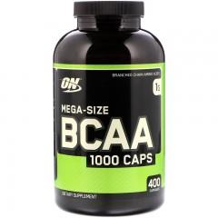 Optimum Nutrition BCAA 1000 - 400 капсул (31.09.21)