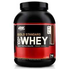 Протеин Optimum Nutrition 100% Whey Gold Standard - 2270 грамм