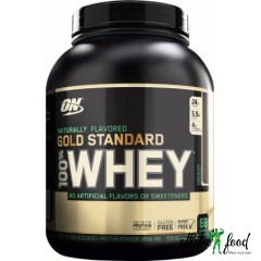 Optimum Nutrition 100% Whey Gold Standard Natural - 2178 грамм