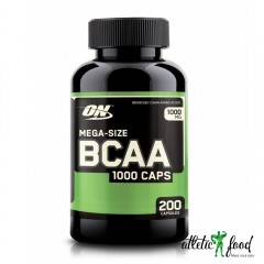 Optimum Nutrition BCAA 1000 - 200 капсул