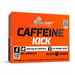 Кофеин Olimp Caffeine Kick 200 mg - 60 капсул