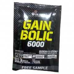 Пробник гейнер Olimp Gain Bolic 6000 - 40 грамм (1 порция)