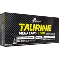Olimp Taurine Mega Caps 1500 mg - 120 капсул