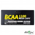 Olimp BCAA Mega Caps 1100 mg - 120 капсул