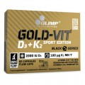 Olimp Gold-Vit D3+K2 2000 IU Sport Edition - 60 капсул