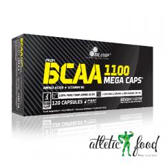 Olimp BCAA Mega caps 1100mg - 120 капсул