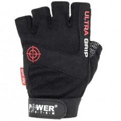 Power System Мужские перчатки для фитнеса PS-2400 (черные) - XL, XXL