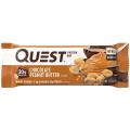 Quest Bar Chocolate Peanut Butter (шоколад с арахисовым маслом) - 60 грамм