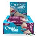 Quest Bar Hero - 1 батончик (60 гр.черничный пирог)