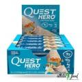 Quest Bar Hero - 1 батончик (60 гр. ваниль-карамель)