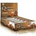 Quest Bar - 12 шт (Cinnamon Roll)