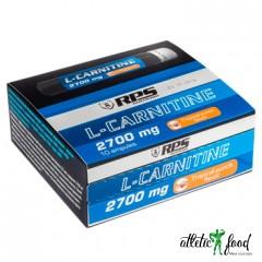 Отзывы RPS Nutrition L-карнитин 2700 мг - 10 ампул (питьевые 25 мл)
