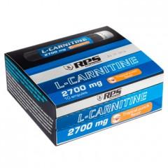 RPS Nutrition L-Carnitine 2700 мг - 10 ампул (питьевые 25 мл)