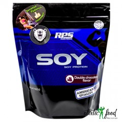 RPS Nutrition Soy protein - 500гр