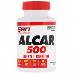 Ацетил-L-Карнитин SAN Alcar 500 мг - 60 капсул