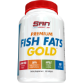 SAN Premium Fish Fats Gold - 120 капсул