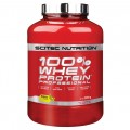 Scitec Nutrition 100% Whey Protein Professional - 2350 грамм