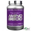 Scitec Nutrition Amino 5600 - 1000 таблеток