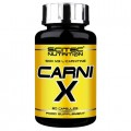Scitec Nutrition Carni-X 500 mg - 60 капсул
