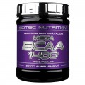 Scitec Nutrition Mega BCAA 1400 - 180 капсул