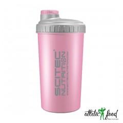 Scitec Nutrition - Шейкер розовый 750 мл