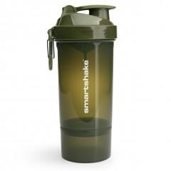 Шейкер SmartShake Original2GO (армейский зеленый) - 800 мл
